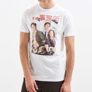 Urban Outfitters The Office Tee